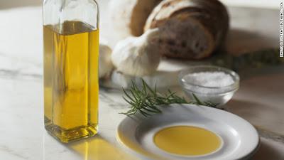 Les bienfaits de l'huile d'olive sur le coeur et le cerveau