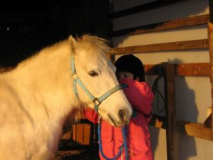 equitation enfant