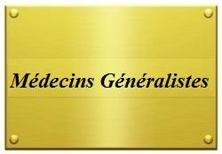 Médecins généralistes en Tunisie