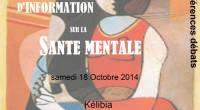L'Association Médicale Du Nord Du Cap-Bon et l'hôpital régional de Menzel Temime organisent une journée d'information sur la santé mentale en Tunisie et ce le samedi 18 Octobre 2014 au […]