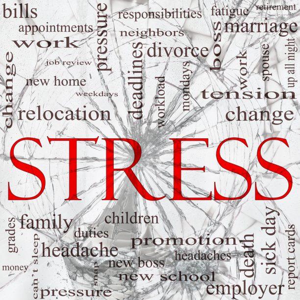 Les effets du stress sur le coeur de l'homme et de la femme