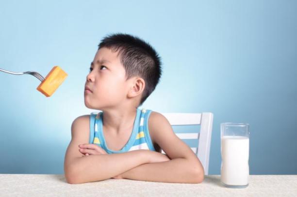 troubles alimentaires chez l'enfant