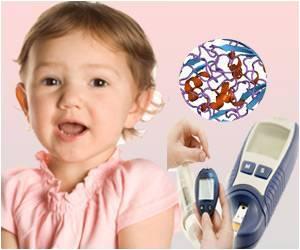 le diabete chez les enfant ralenti le developpement de leur cerveau