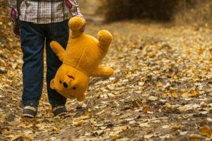 les cicatrices de l'enfance qui ne disparaissent jamais