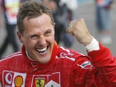 phase de reveil-Michael-Schumacher