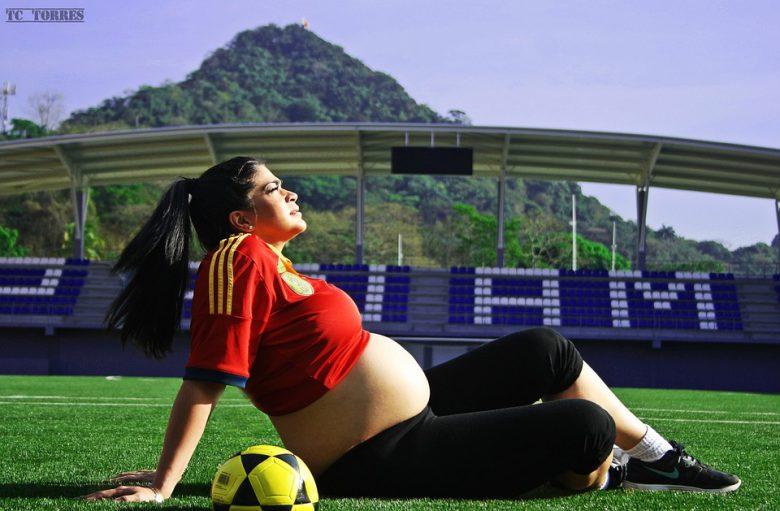 L'exercice prénatal influence la maturité cérébrale du bébé 1