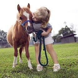 Les bienfaits de l'equitation sur l'enfant