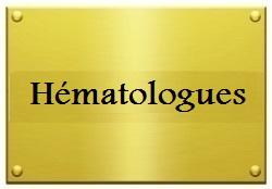 Hematologues en Tunisie 1