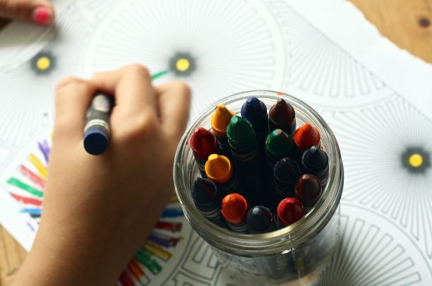 les beinfaits du coloriage pour le developpement des enfants