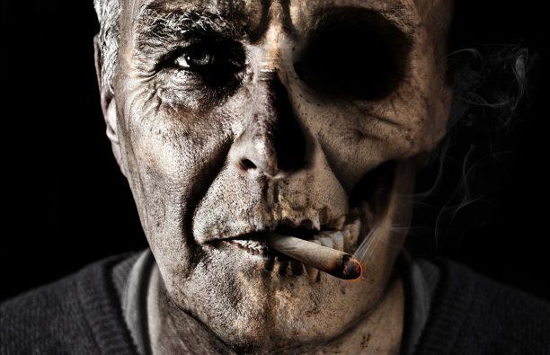 Effets du tabac sur la peau et le visage : rides, vieillissement, toxines