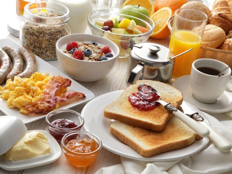 Les raisons de ne pas laisser tomber le petit déjeuner 1