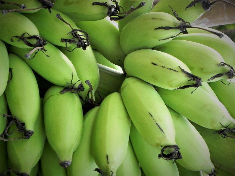 Combien de calories et de glucides dans une banane ? 1