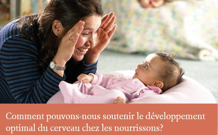 Comment pouvons-nous soutenir le développement optimal du cerveau chez les nourrissons ? 1