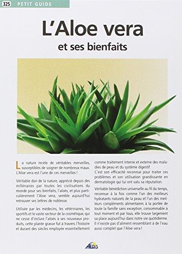 L'Aloe vera et ses bienfaits