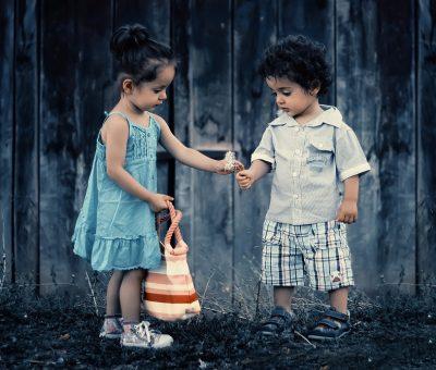 Garde partagée à domicile – Solution de garde d'enfants à moitié prix