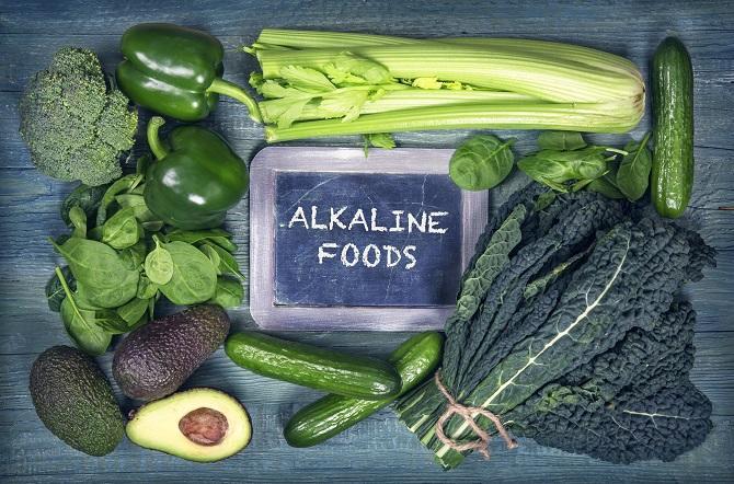 14 légumes alcalins pour arrêter le reflux acide