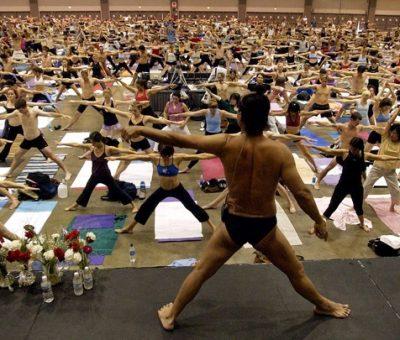 Découvrir le yoga hot ou Bikram yoga
