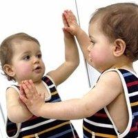 Le stade du miroir chez le bébé