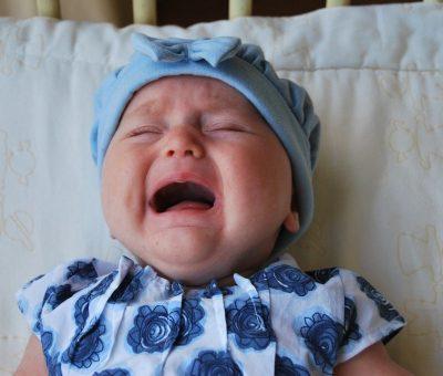 Comprendre les pleurs du bébé