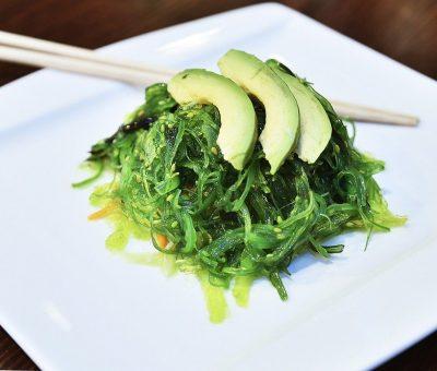 Algues d'eau douce, complément alimentaire