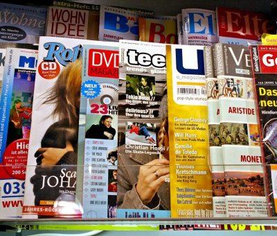 Comment commander des magazines pour votre salle d'attente
