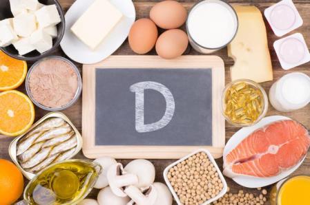 Aliments plus riches dans l'apport en vitamine D que l'avocat : Produits laitiers, saumon ...