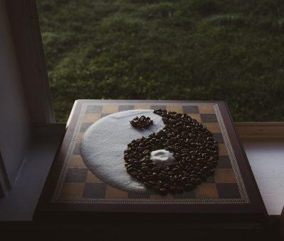 Cherchez l'équilibre entre le yin et le yang